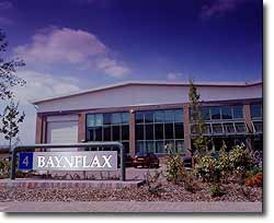Baynflax Buildings.